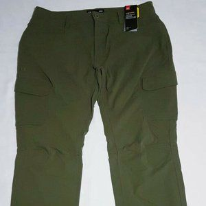 Under Armour Mens Cargo Pants Size 38 X 34 NWT